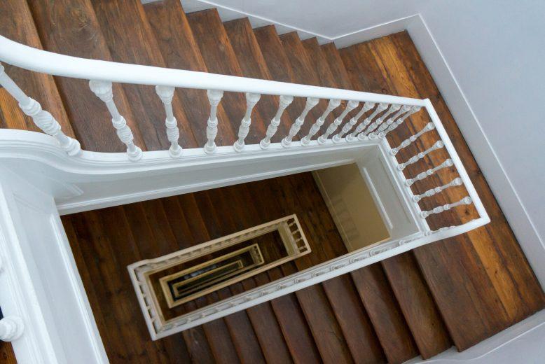 Renovering af trapper og opgange